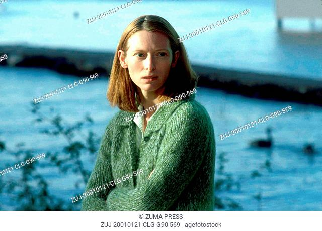 Jan 21, 2001; Hollywood, CA, USA; Actress TILDA SWINTON as Margaret Hall in the i5 Films thriller, 'The Deeo End.' Directed by Scott McGehee and David Siegel