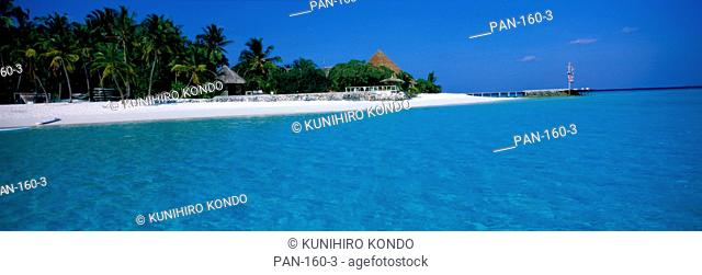 Thulhagiri Island Resort, Maldives, No Release