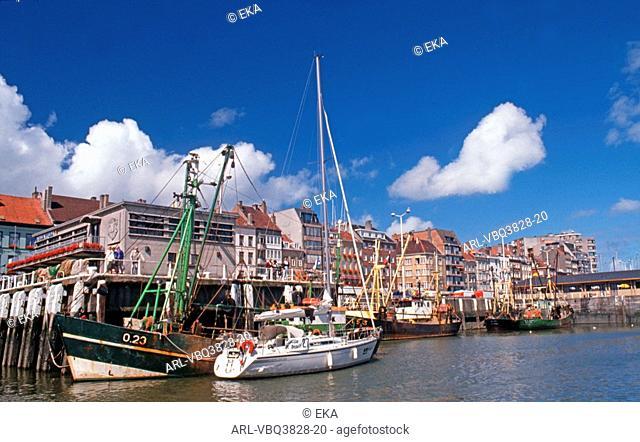 Belgium,Oostende,Ostend