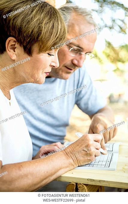 very attractive woman crossword