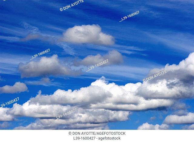 Clouds over Rte 1 in Dover, DE, USA