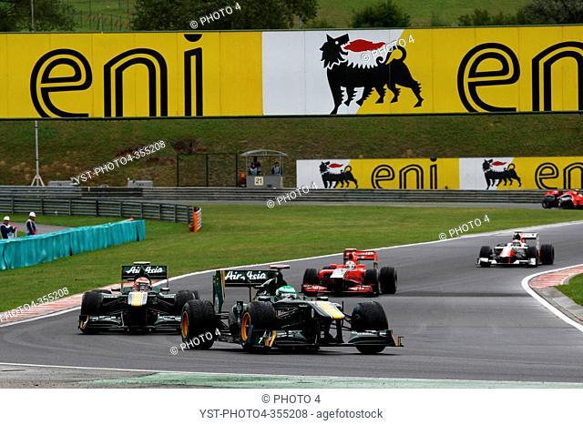 Heikki Kovalainen FIN, Team Lotus, TL11
