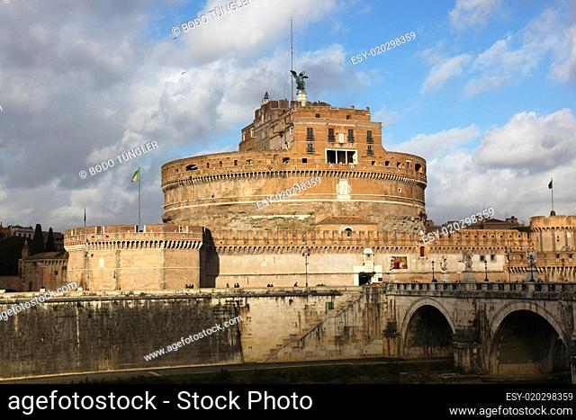 Castel Sant Angelo Rom