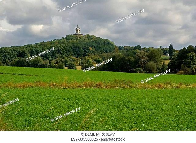 Czech republic, Humprecht,castle