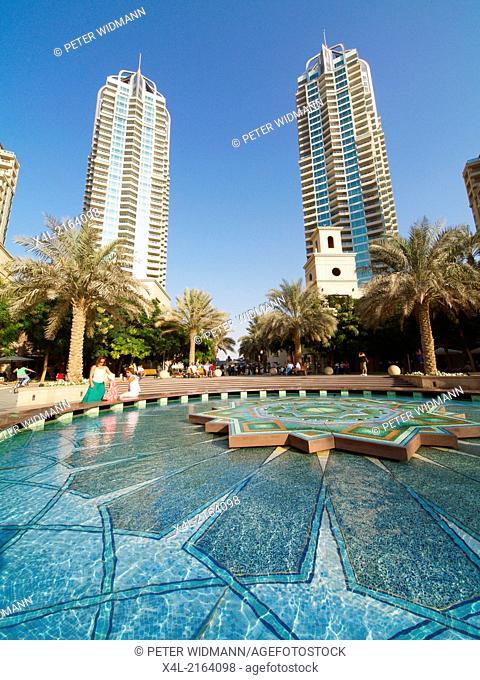 Dubai Marina, United Arab Emirates, Dubai