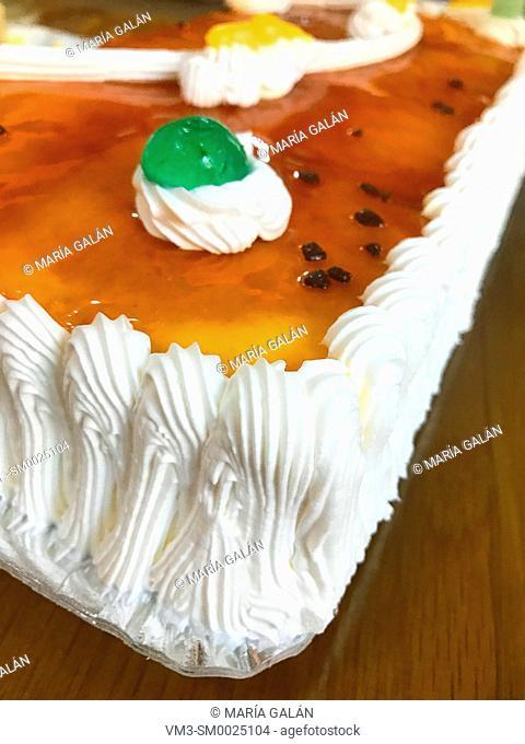 Cake, close view