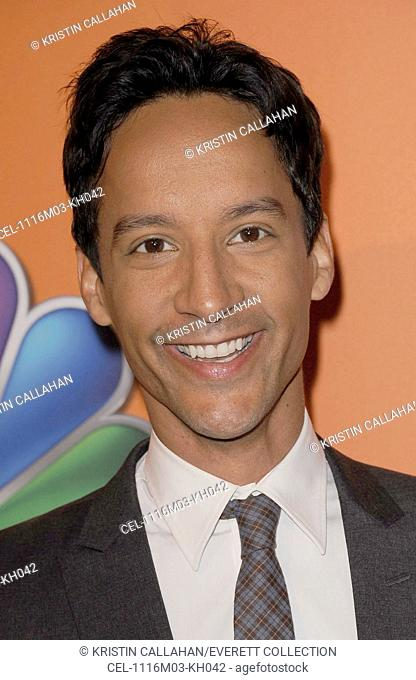 Danny Pudi at arrivals for NBC Upfront Presentation for Fall 2011, Hilton New York, New York, NY May 16, 2011. Photo By: Kristin Callahan/Everett Collection