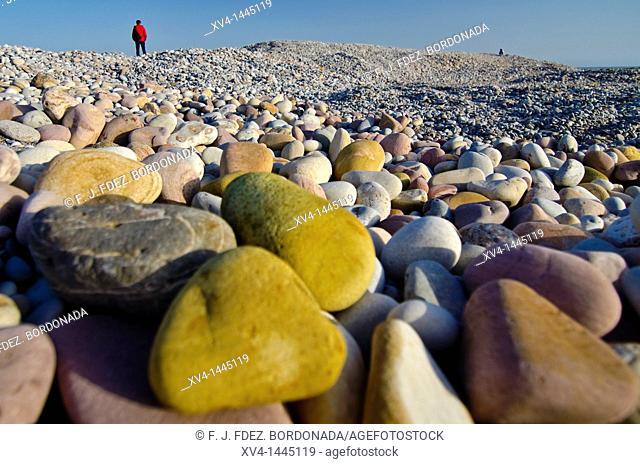Xilches beach  Castellon, Valencia, Spain