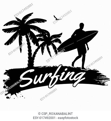 Surfing T Shirt Unisex T Shirt By Fangpunk Redbubble Oahu Map Oahu
