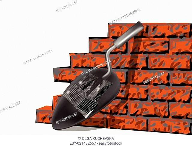 building brick wall