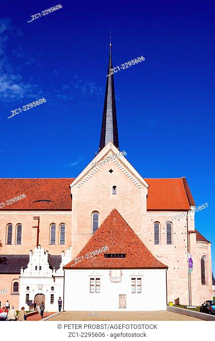 Monastery Church of Saint Mary in the Brandenburg Doberlug - Caution: For the editorial use only. Not for advertising or other commercial use!