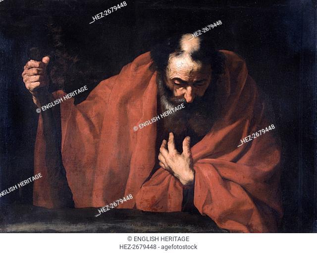 'St James the Great', 17th century. Artist: Jusepe de Ribera