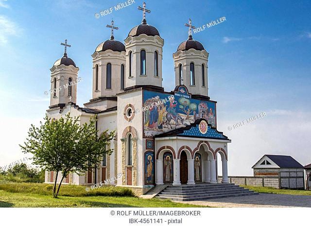 Codru Monastery, Babadag, Tulcea, Romania