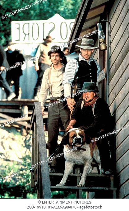 RELEASE DATE: January 18, 1991. MOVIE TITLE: White Fang. STUDIO: Touchstone Pictures. PLOT: Jack London's classic adventure story about the friendship developed...