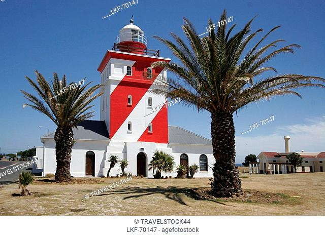Cape town, sea point, lighthouse