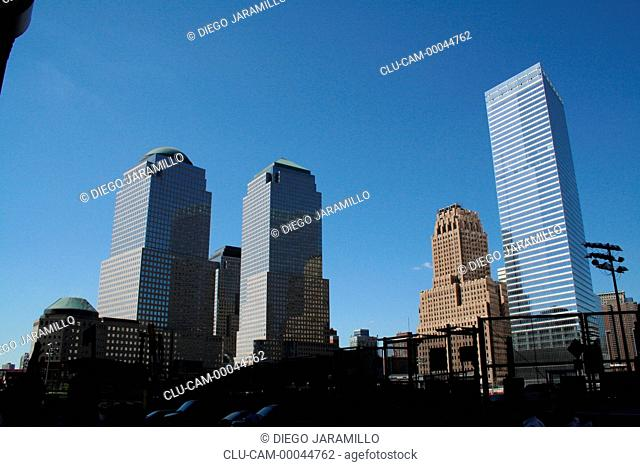World Financial Center, Manhattan, New York, United States, North America
