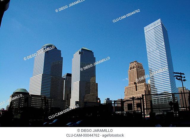 World Financial Center, Manhattan, New York, United States, North America