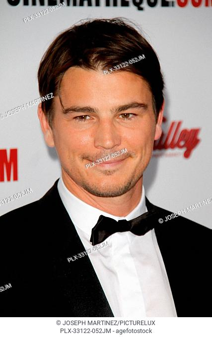 Josh Hartnett at the 30th Annual American Cinematheque Award and Fundraiser honoring Ridley Scott held at the Beverly Hilton Hotel in Beverly Hills, CA