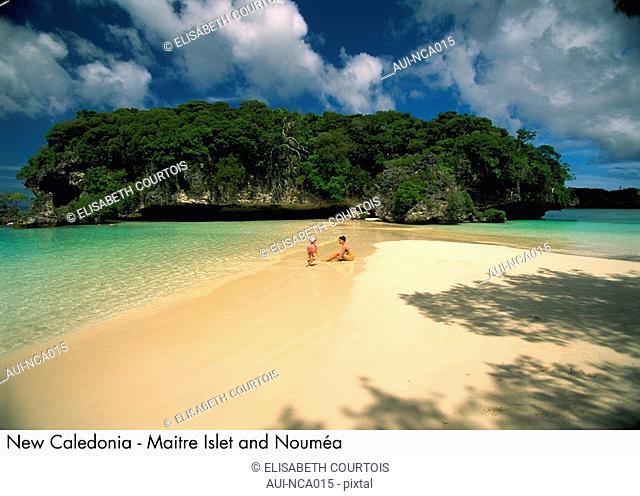 New Caledonia - Maitre Islet and Noumea