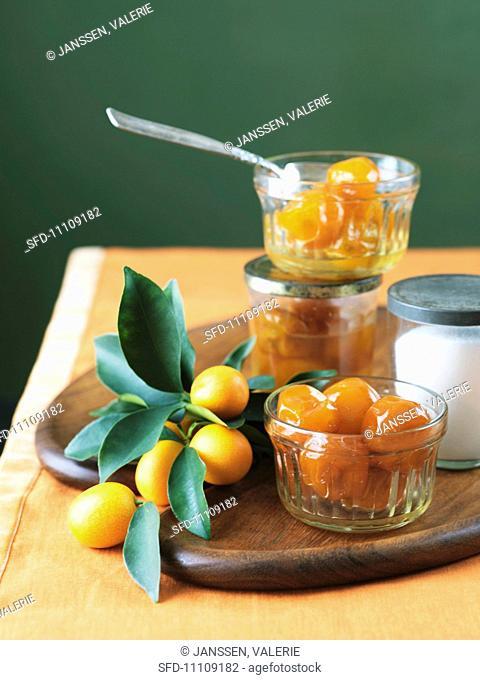 Candid kumquats