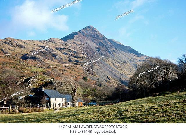 Snowdonia National Park, Gwynedd, Wales, UK
