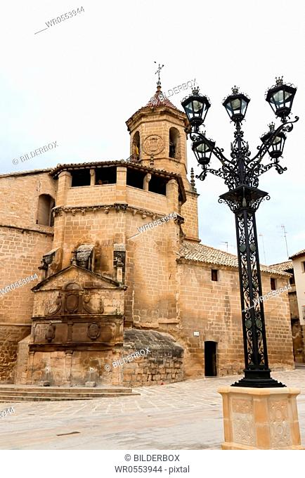 The town of Ubeda in Andalusia, Spain.Always worth a visit