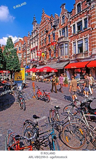Belgium,Leuven