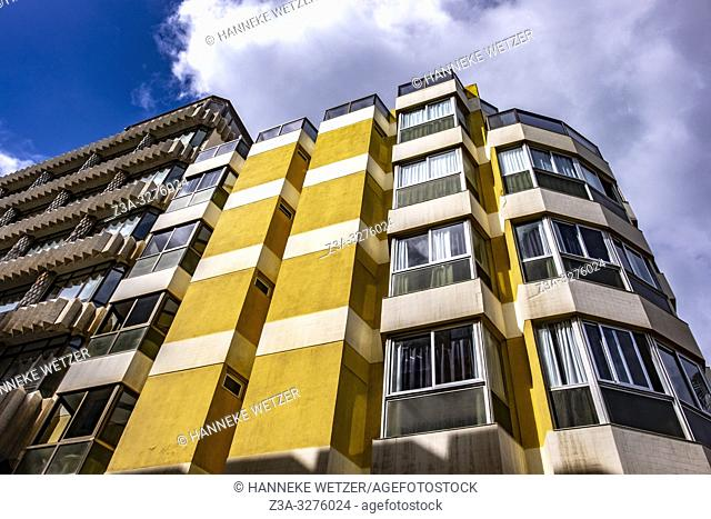 Modern architecture in Las Palmas de Gran Canaria