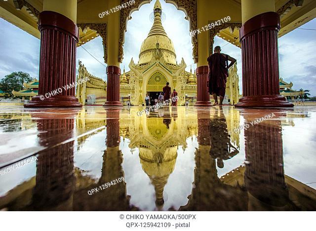 Maha Wizaya Pagoda, Yangon