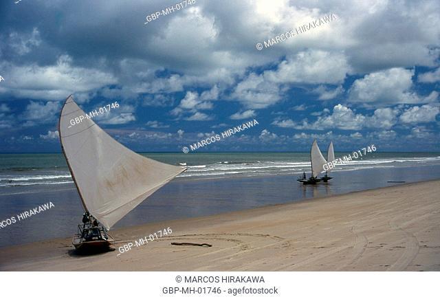 Preá Beach, Jericoacoara, Ceará, Brazil