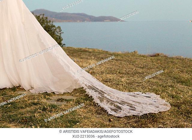Bride, Wedding. Greece