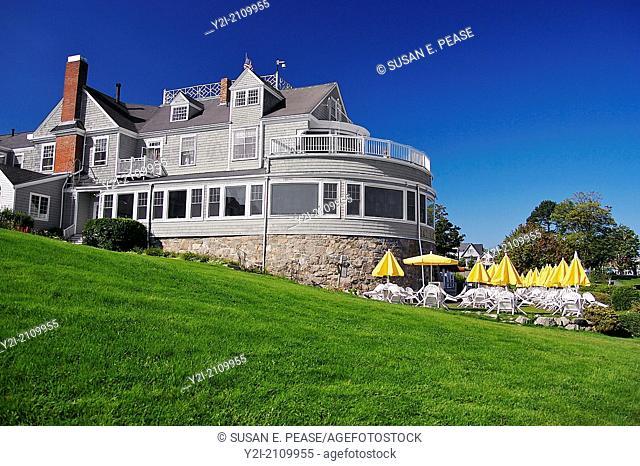 Bar Harbor Inn, Bar Harbor, Maine, United States
