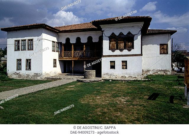 Ethnographic museum in Elbasan, Albania