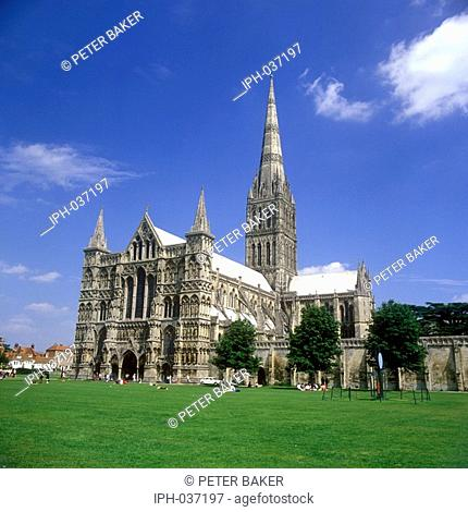 Wiltshire - Salisbury Cathedral