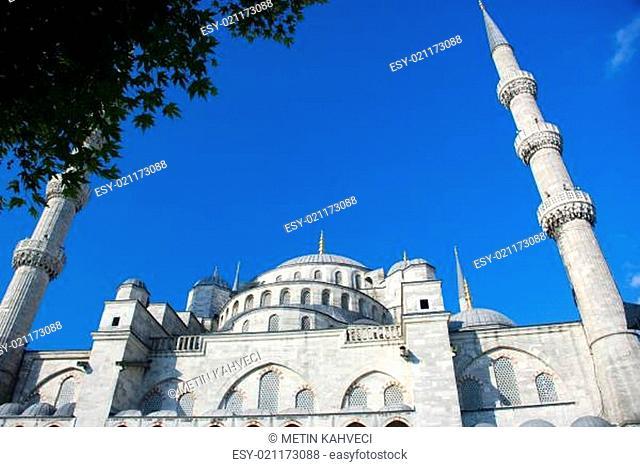 Blau Moschee-Sultanahmet Camii ISTANBUL