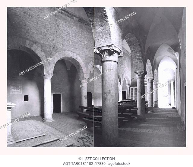 Umbria Terni Taizzano S. Angelo in Massa, this is my Italy, the italian country of visual history, This 16th century church was built over a 9th-10th century...