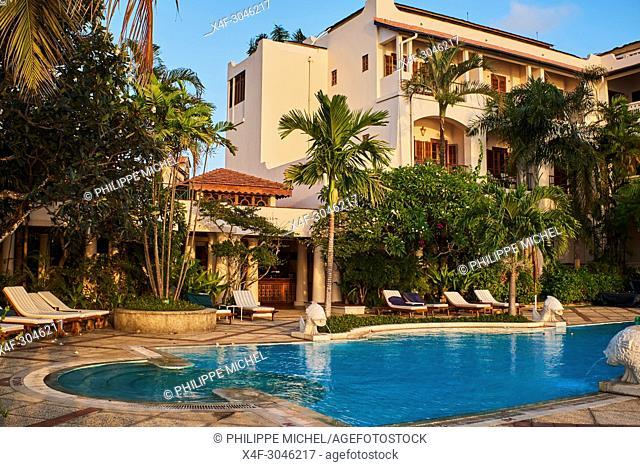 Tanzania, Zanzibar island, Unguja, Stone Town, unesco world heritage, Serena Hotel