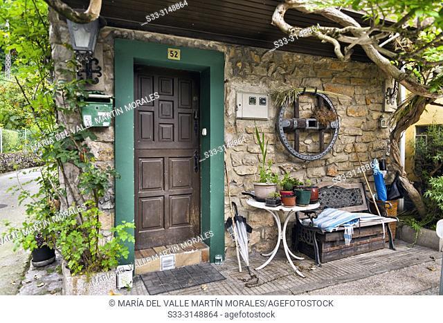 House in Espinaredo. Asturias. Spain