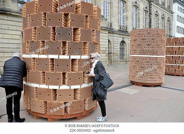 Murmur from the performer David Hurstel in Strasbourg