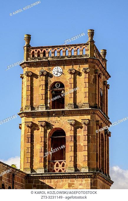 La Inmaculada Concepcion Cathedral, Barichara, Santander Department, Colombia