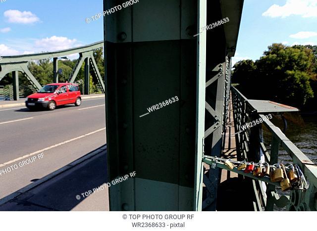 Europe Germany bridge