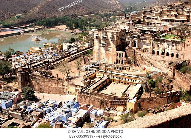 Garh palace , Bundi , Rajasthan , India
