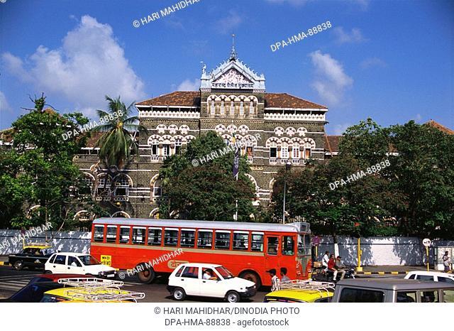 Police Headquarters Royal Alfred Sailors Home , Bombay Mumbai , Maharashtra , India