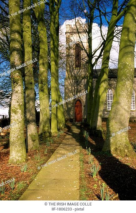 Ballymarlow Church, Ballymena, County Antrim, Northern Ireland