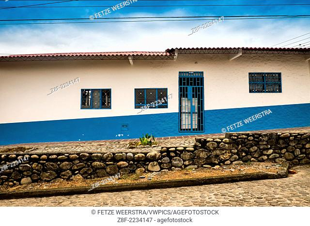 House in San Martin, Colombia