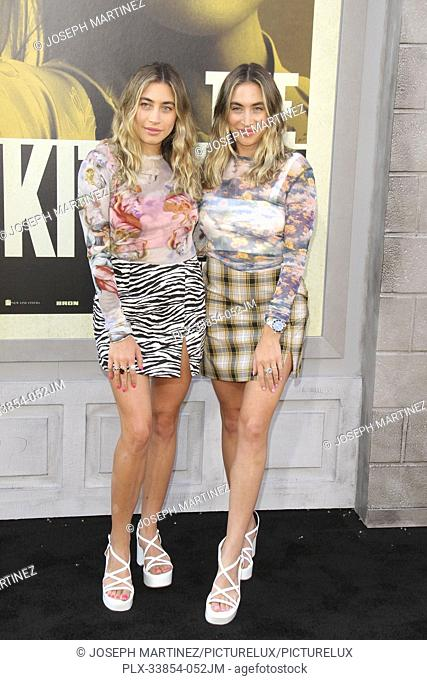 "Allie Kaplan, Lexi Kaplan at Warner Bros. Pictures' """"The Kitchen"""" Premiere held at the TCL Chinese Theatre, Los Angeles, CA, August 5, 2019"