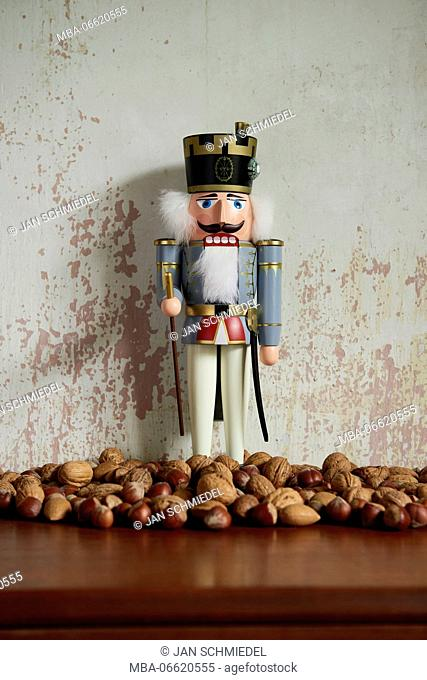 Nutcracker, Still life Christmas