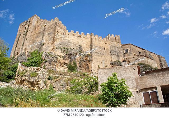 Castle, Yeste, Albacete province, Spain