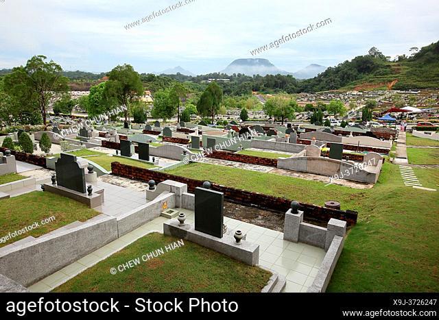 Nirvana Memorial Park, Bau, Sarawak, Malaysia