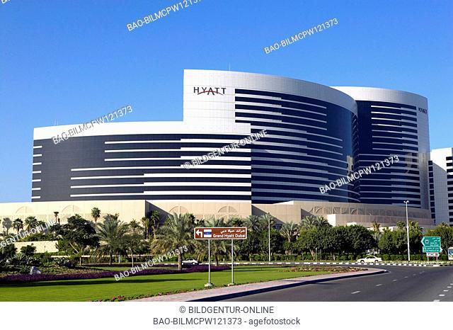 Dubai Luxus Hotel Hyatt